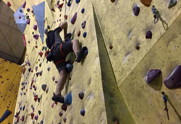 Day Tour – Sport climbing evening in Bucharest