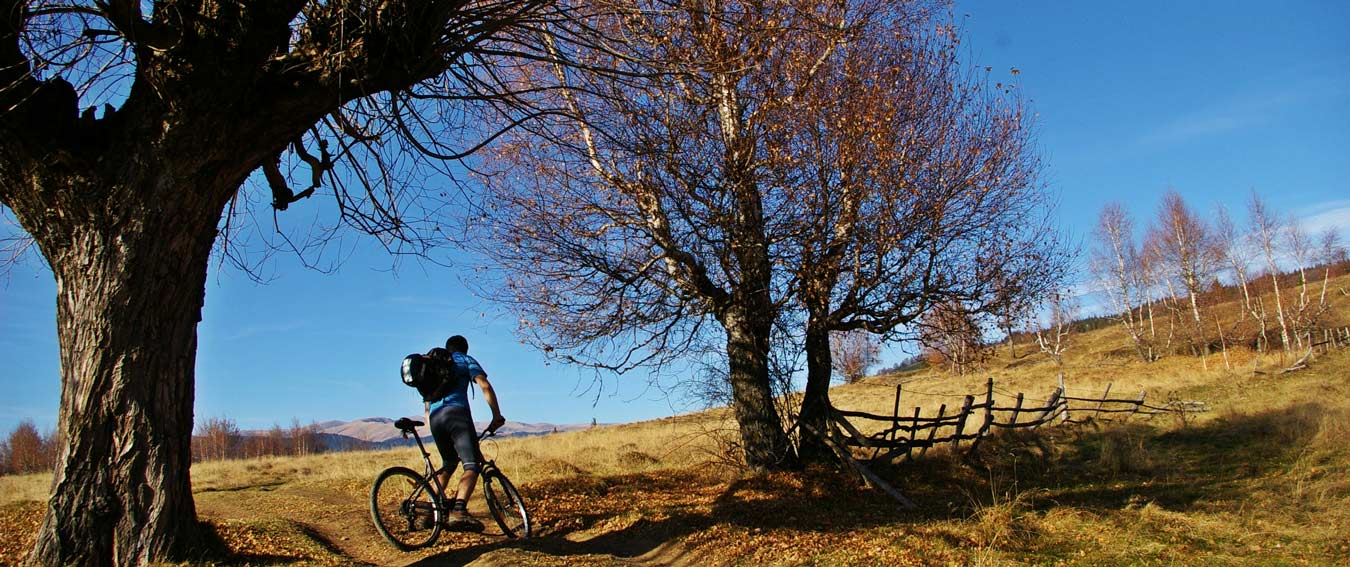 Day Tour – Crossborder Biking: Sport, Nature, Geology and History on Bulgaria's Rusenski Lom River