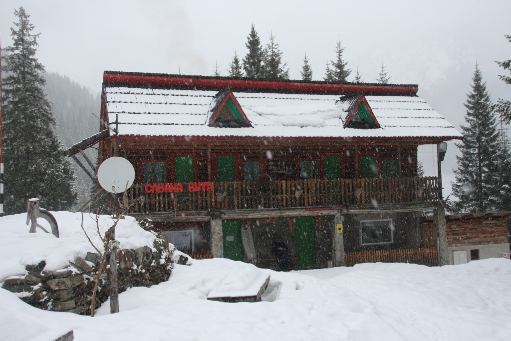 Buta Hut in Retezat Mountains