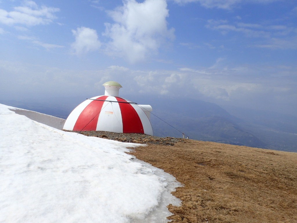 Tiganesti Shelter in Bucegi Mountain